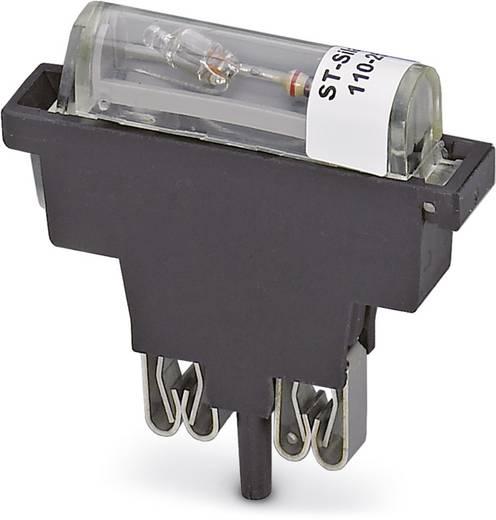 Fiche porte-fusible Conditionnement: 50 pc(s) Phoenix Contact ST 1-SILED 12 0920423