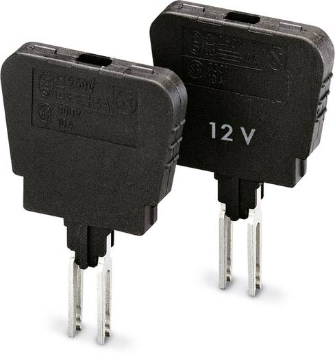 Fiche porte-fusible Conditionnement: 50 pc(s) Phoenix Contact ST-SILED 24-UK 4 0921037