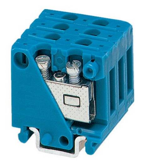 Bloc de jonction simple Conditionnement: 200 pc(s) Phoenix Contact MBK BU 1401093