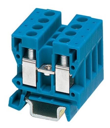 Bloc de jonction simple Conditionnement: 50 pc(s) Phoenix Contact MBK 2,5/E BU 1414019