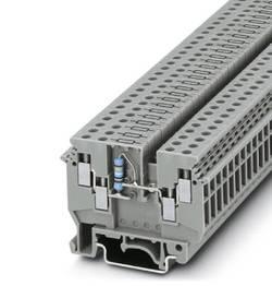 Bloc de jonction à 1 étage Conditionnement: 50 pc(s) Phoenix Contact UDK 4-DIO/L-R 2775317