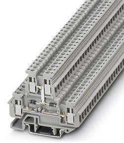 Bloc de jonction simple Conditionnement: 50 pc(s) Phoenix Contact MBKKB 2,5-2DIO/O-UL/O-UR 3003871