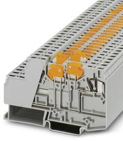 Bloc de jonction à couteau de sectionnement Conditionnement: 50 pc(s) Phoenix Contact ZDMTK 2,5-TWIN 3005808