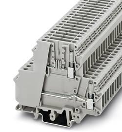 Bloc de jonction de sectionnement Conditionnement: 50 pc(s) Phoenix Contact UKK 5-TG OHNE P 3003949