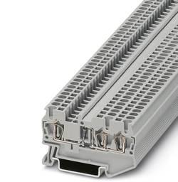 Composant du bloc de jonction Conditionnement: 50 pc(s) Phoenix Contact ST 2,5-TWIN-DIO/L-R 3036246