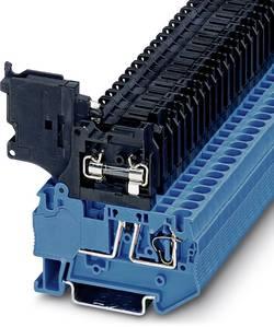 Bloc de jonction porte-fusible Conditionnement: 50 pc(s) Phoenix Contact ST 4-HESI (5X20) BU 3039887