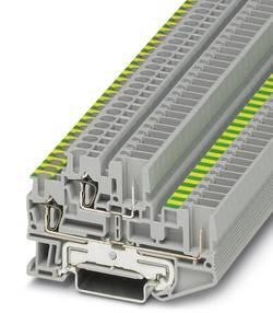 Bloc de jonction à 2 étages Conditionnement: 50 pc(s) Phoenix Contact STTB 2,5/2P-PE/L 3061156