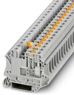 Bloc de jonction à couteau de sectionnement Conditionnement: 50 pc(s) Phoenix Contact UT 6-MT 3064069