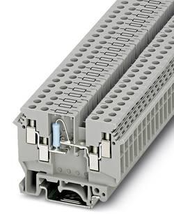 Bloc de jonction simple Conditionnement: 50 pc(s) Phoenix Contact UDK 4-DUR 499 2775250