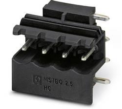 Boîtier pour contacts femelles série MSTB Phoenix Contact MSTB 2,5/ 6-ST BD: 1-6 1828090 Nbr total de pôles 6 Pas: 5 mm