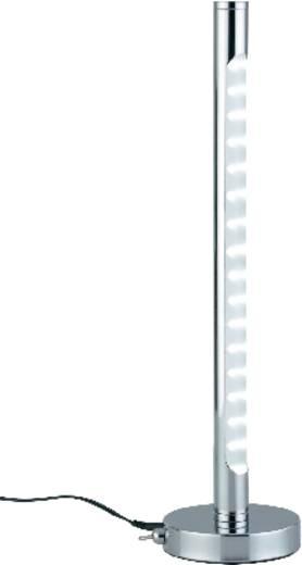 lampe led de bureau paulmann tower 6 w blanc lumi re du jour chrome. Black Bedroom Furniture Sets. Home Design Ideas