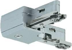 Raccord d'angle Paulmann URail 97648 chrome (mat) 230 V