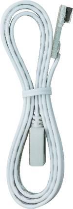 Set de 2 connecteurs clip éclairage décoratif Led Blanc Paulmann YourLed ECO 70216