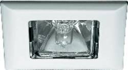 Collerette Ampoule halogène GU5.3 Paulmann 5700 35 W blanc