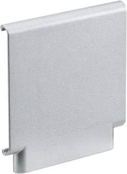 Lot de 2 Duo Profil T-Cover aluminium (mat) Paulmann