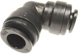 Raccord coudé DM-Fit AEU1010M Pour Ø de tuyau: 10 mm 1 pc(s)