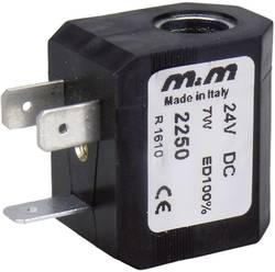 Bobine M & M International 2200 24 V/AC (max) 1 pc(s)