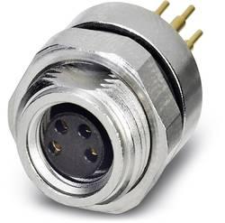 Connecteur mâle encastrable pour capteurs/actionneurs Conditionnement: 20 pc(s) Phoenix Contact SACC-DSI-M 8FS-4CON-L180