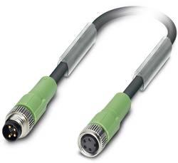Câble pour capteurs/actionneurs Phoenix Contact SAC-4P-M 8MS/0,6-PUR/M 8FS 1682155 Conditionnement: 1 pc(s)