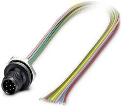 Connecteur mâle encastrable pour capteurs/actionneurs Phoenix Contact SACC-DSI-M12MST-4CON-M16/0,5 1424136 1 pc(s)