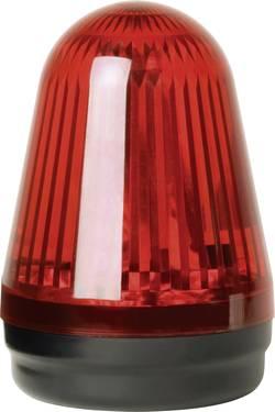Témoin lumineux LED ComPro CO/BL/90/R/024 24 V DC/AC lumière permanente, flash rouge IP65 1 pc(s)
