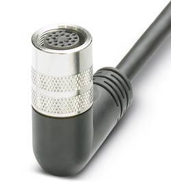 Câble multiconducteur Conditionnement: 1 pc(s) Phoenix Contact SAC-14P-15,0-PUR/M16FR 1527472