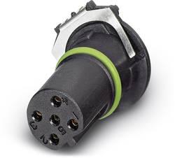 Connecteur femelle encastrable pour capteurs/actionneurs Conditionnement: 60 pc(s) Phoenix Contact SACC-CI-M12FSB-5CON-L