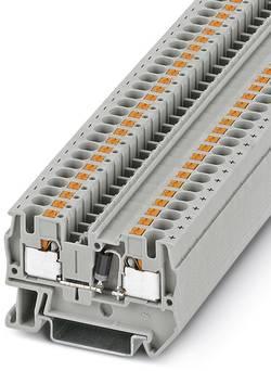 Composant du bloc de jonction Phoenix Contact PT 4-DIO 1N 5408/R-L 3212125 gris 50 pc(s)