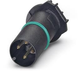 Connecteur mâle encastrable pour capteurs/actionneurs Phoenix Contact SACC-CI-M12MS-4CON-L180 THR 1437164 60 pc(s)