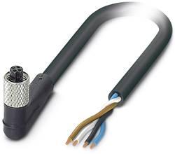 Câble pour capteurs/actionneurs Phoenix Contact SAC-4P-10,0-PUR/M5FR 1530579 Conditionnement: 1 pc(s)