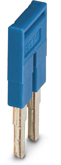 Pont enfichable Conditionnement: 50 pc(s) Phoenix Contact FBS 2-6 BU 3036932
