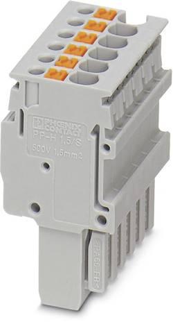Connecteur Phoenix Contact PP-H 1,5/S/10 3212594 gris 25 pc(s)
