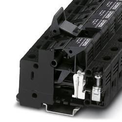 Bloc de jonction porte-fusible avec voyant Phoenix Contact UK 10,3-HESILED N 690 3048399 noir 10 pc(s)