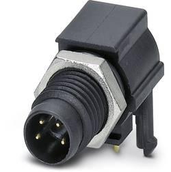 Connecteur mâle encastrable pour capteurs/actionneurs Phoenix Contact SACC-DSIV-M 8MS-4CON-L 90 1440096 20 pc(s)