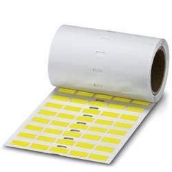 Repérage d'appareils Phoenix Contact EML (17,5X8)R YE 0816757 Surface de marquage: 17 x 8 mm jaune 1 rouleau(x)
