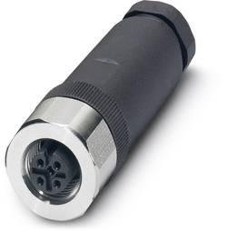 Connecteur pour capteurs/actionneurs Conditionnement: 1 pc(s) Phoenix Contact SACC-M12FS-4CON-PG 9-VA 1553268