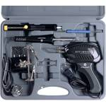 Set fer à souder TOOLCRAFT SK 3000 100 W avec pistolet à souder, avec support, avec troisième main, avec pompe à dessou