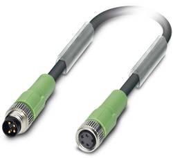 Câble pour capteurs/actionneurs Phoenix Contact SAC-4P-M 8MS/0,3-PUR/M 8FS 1682142 Conditionnement: 1 pc(s)