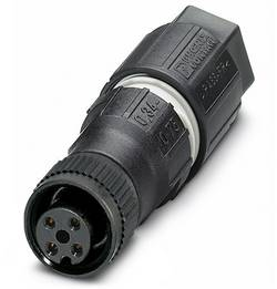 Connecteur capteurs/actionneurs Conditionnement: 1 pc(s) Phoenix Contact SACC-M12FS-4QO-0,75 1641756