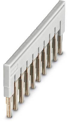 Pont enfichable Conditionnement: 10 pc(s) Phoenix Contact FBS 10-6 GY 3032253