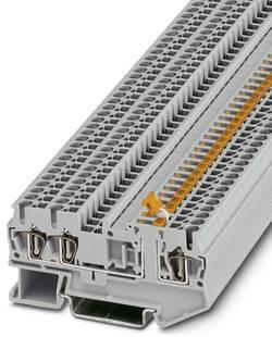Bloc de jonction à couteau de sectionnement Phoenix Contact ST 2,5-TWIN-MT BU 3037821 bleu 50 pc(s)