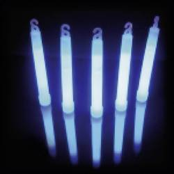 Tube lumineux Knick Light bleu 15 cm