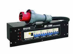 répartiteur de courant 19 pouces 4 prises Eurolite SB-1200 3 U