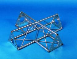 Traverse 3 points pièce en croix 90 ° Alutruss DECOTRUSS SAC 41