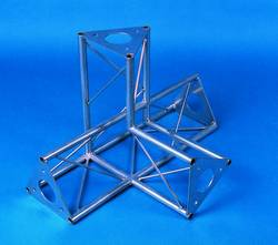 Traverse 3 points coin 4 directions 90 ° Alutruss DECOTRUSS SAC 45