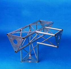 Traverse 3 points coin 4 directions 90 ° Alutruss DECOTRUSS SAT 42
