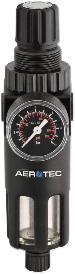 """Régulateur de pression 1/4"""" (6,3 mm) Aerotec 2010212 1 pc(s)"""