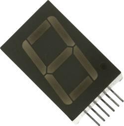 Afficheur 7 segments LUMEX LDS-N512RI-RA Nombre de chiffres: 1 vert 14.2 mm 2.2 V 1 pc(s)