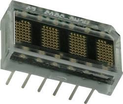 Afficheur à matrice de points Broadcom HCMS-2901 Nombre de chiffres: 4 jaune 3.71 mm 1 pc(s)