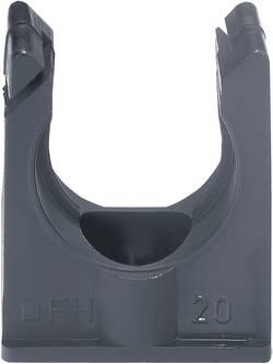Support de gaine Ø intérieur: 8.90 mm LappKabel SILVYN® COS 10 61806690 noir 1 pièce